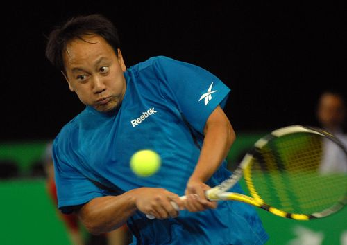 Jeremy Lins Unlikely Role Model Tennis Pro Michael Chang