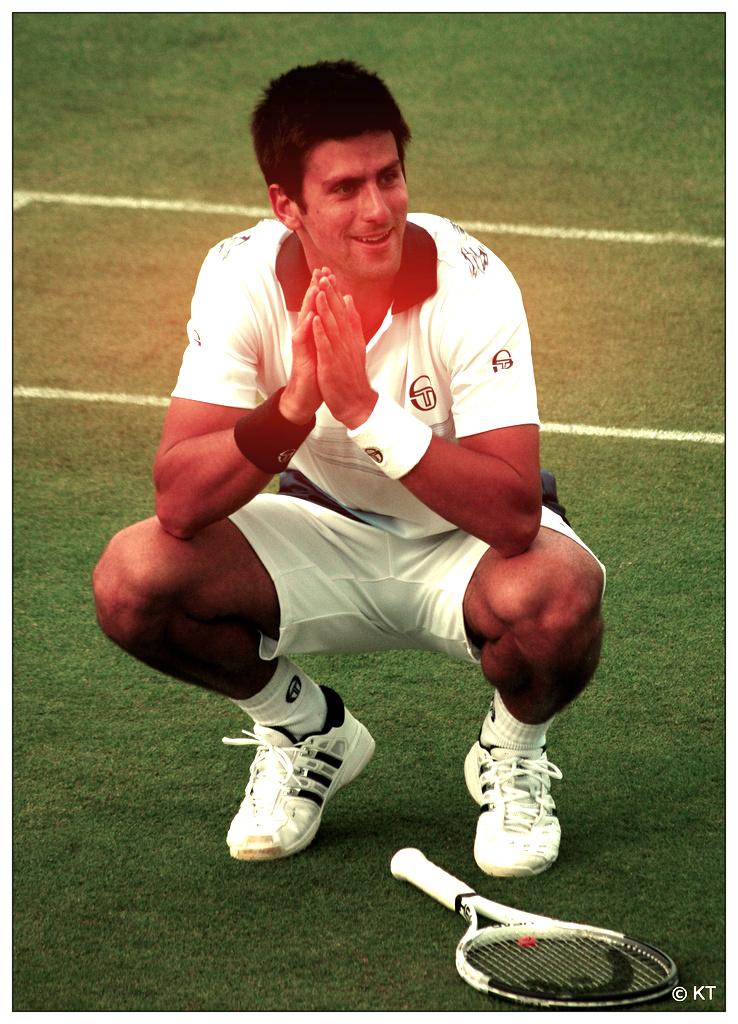 Novak Djokovic Courtney Tennis760